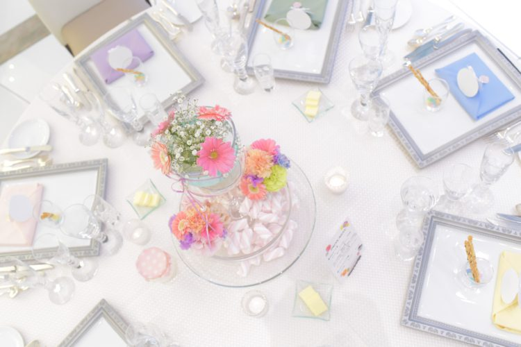 Suger & Pearl wedding