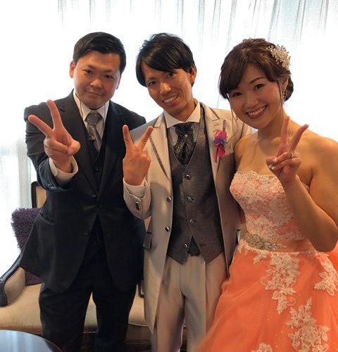 ゲストを全員を楽しませるような結婚式