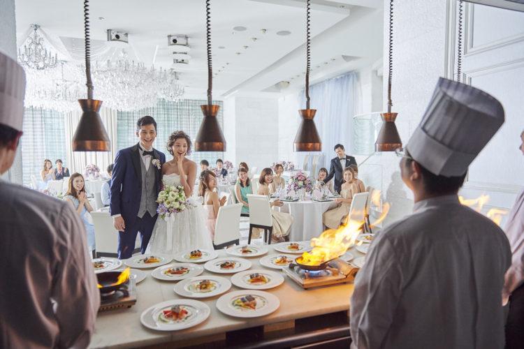 料理重視の方◆無料2万円相当コース試食×オープンキッチン体験