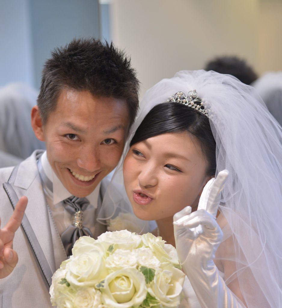 笑いの絶えないDisney結婚式!