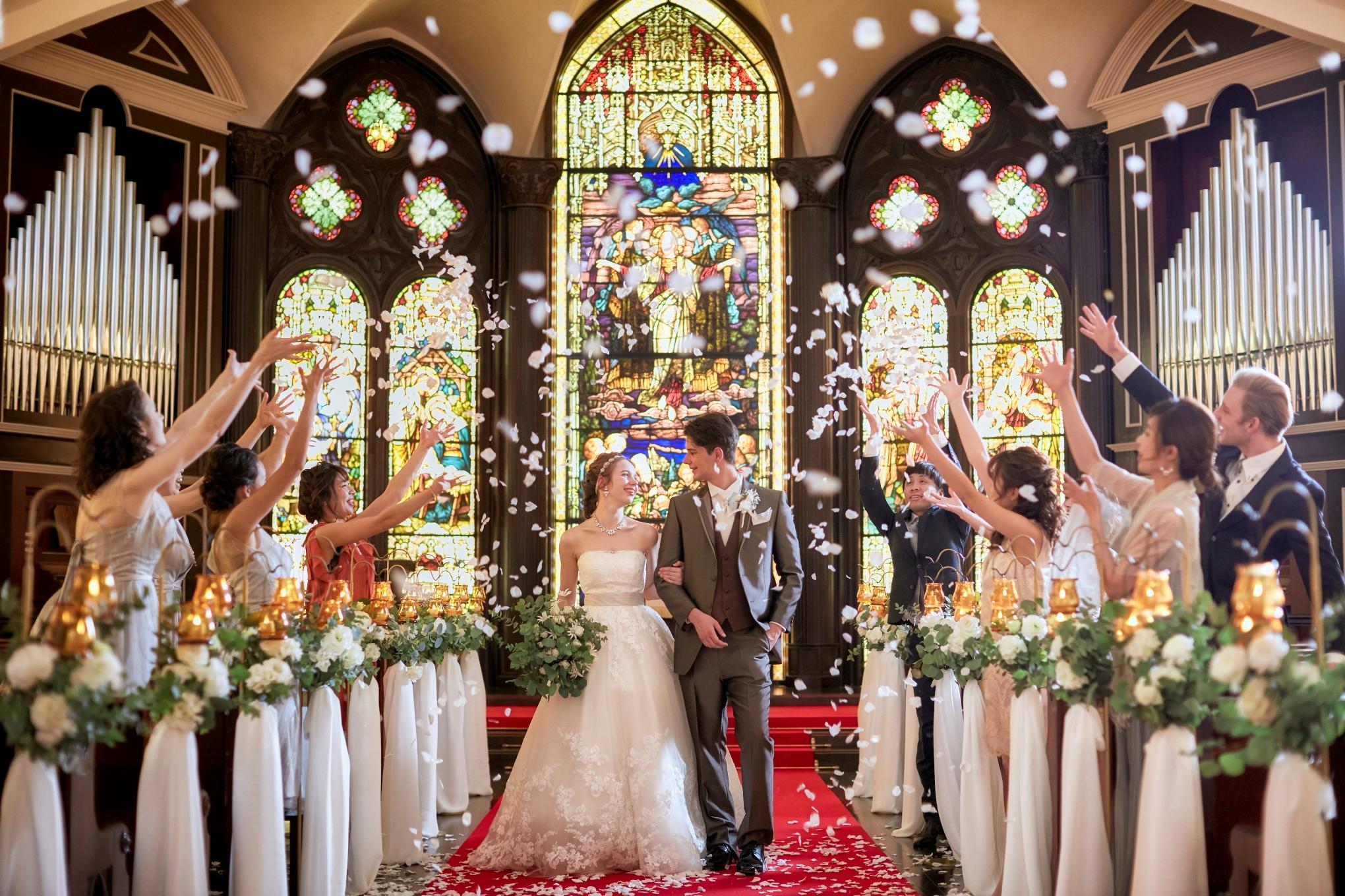◆HP限定◆2021年8月末までプラン【60名189万円】お得な結婚式のラストチャンス!!