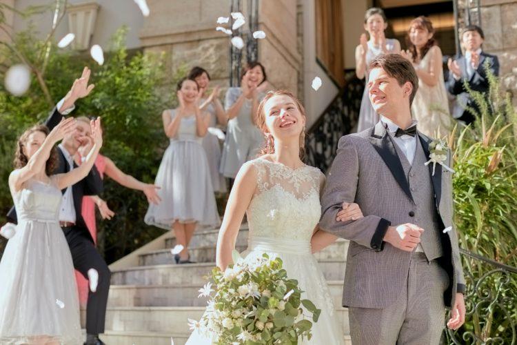 9月の結婚式が安くなりました♪