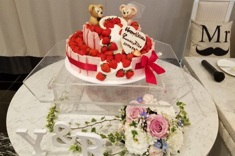 このケーキ、可愛いっ!!
