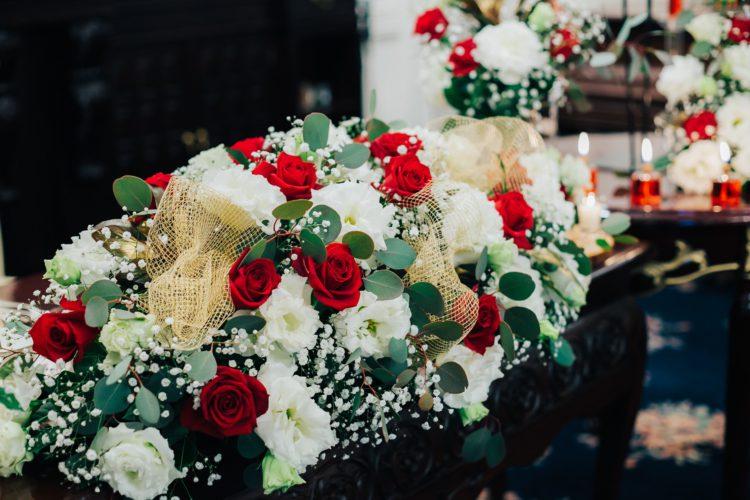 ✨当日を彩るお花たち✨