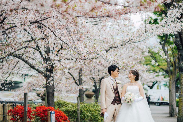 映画のような結婚式