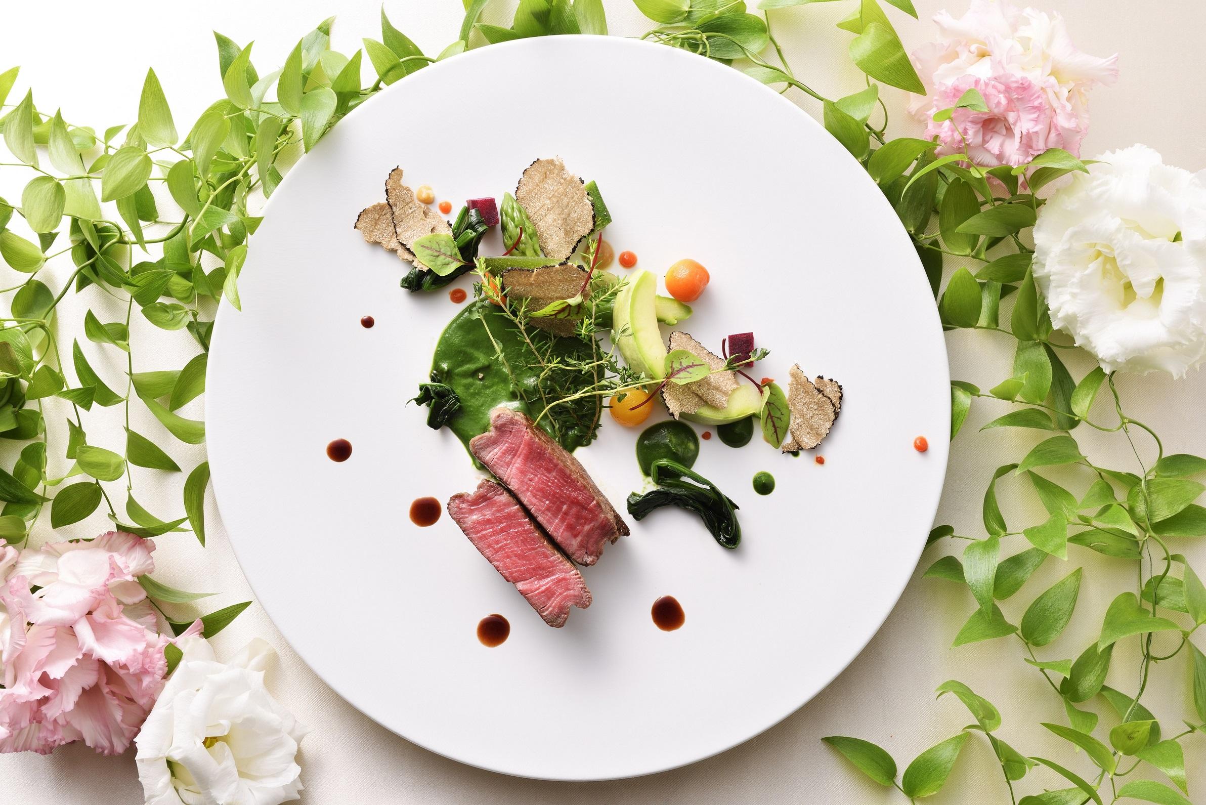 完全貸切◆口コミNO1和牛フィレを堪能♪お料理重視カップル必見◆