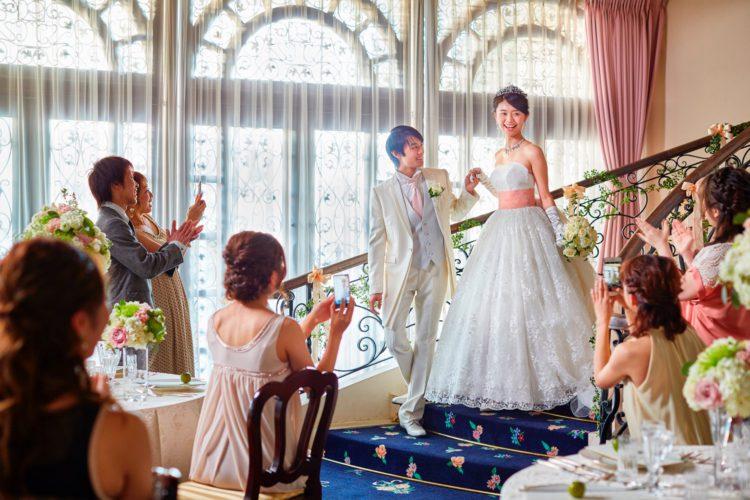 【憧れの花嫁体験】ドレス試着&美食コース試食◆