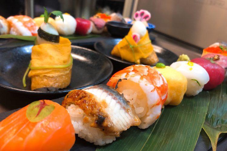 てまり寿司♪ちらし寿司♪