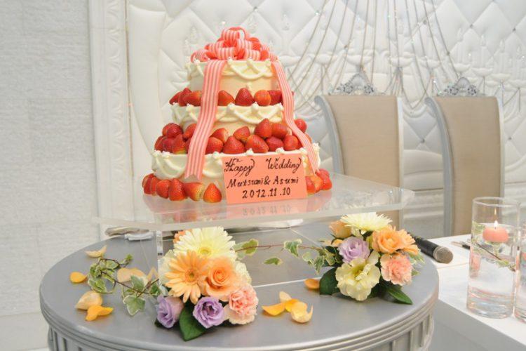 想いの詰まったケーキ